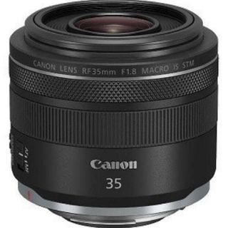 Canon - 新品未開封 キヤノン RF35mm F1.8 マクロ IS STM レンズ