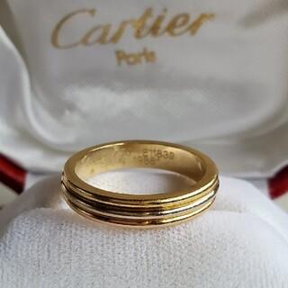 Cartier - ★正規品★【カルティエ】トリニティ スリーカラー リング   12号