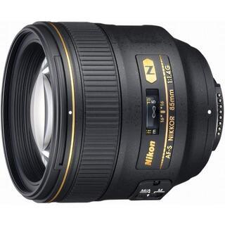Nikon - Nikon AF-S NIKKOR 85mm f1.4G ニコン フルサイズ対応