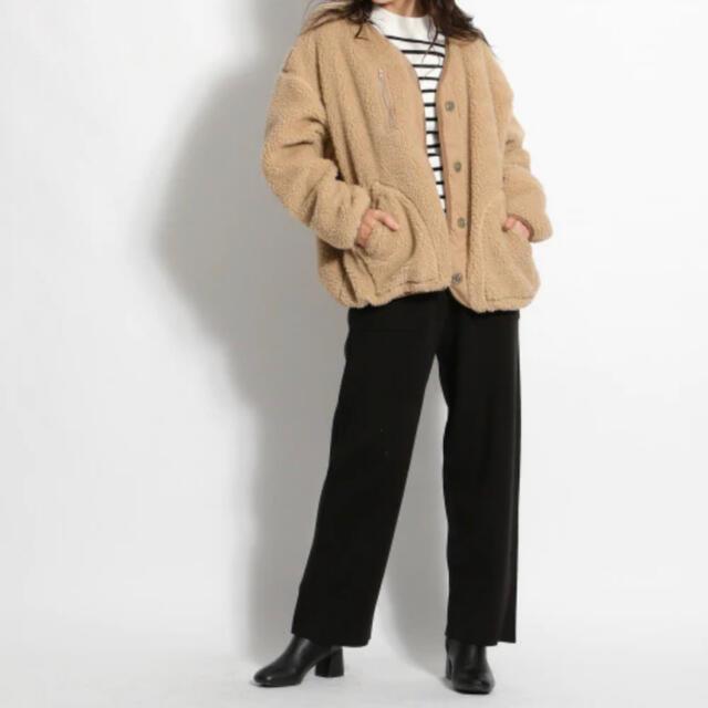 niko and...(ニコアンド)のニコアンド リバーシブルブルゾン レディースのジャケット/アウター(ブルゾン)の商品写真