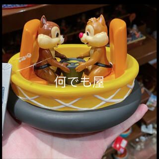 上海ディズニー チップとデール お風呂おもちゃ