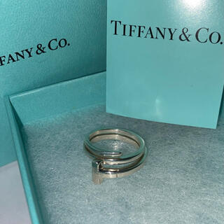 Tiffany & Co. - tiffany ラップリング