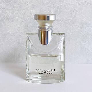 BVLGARI - BVLGARI ブルガリ プールオム オーデトワレ 50ml スプレー