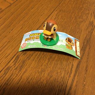 任天堂 - チョコエッグ どうぶつの森 カモミ