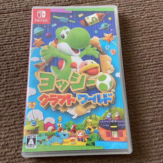 Nintendo Switch - ヨッシークラフトワールド Switch 中古 送料無料