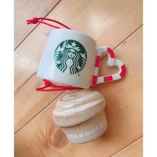スターバックスコーヒー(Starbucks Coffee)のスタバ オーナメント(その他)