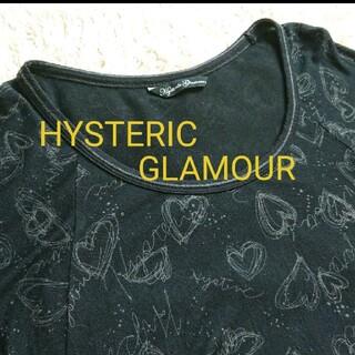 ヒステリックグラマー(HYSTERIC GLAMOUR)の《HYSTERIC GLAMOUR》チュニック ワンピース(チュニック)