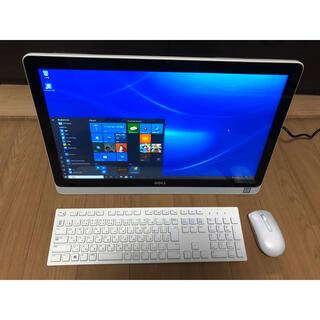 DELL - DellデスクトップPC/Core i4/4GB /タッチ対応21.5インチ