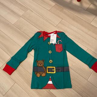 エイチアンドエム(H&M)のH&M  クリスマスエルフパジャマトップス (パジャマ)