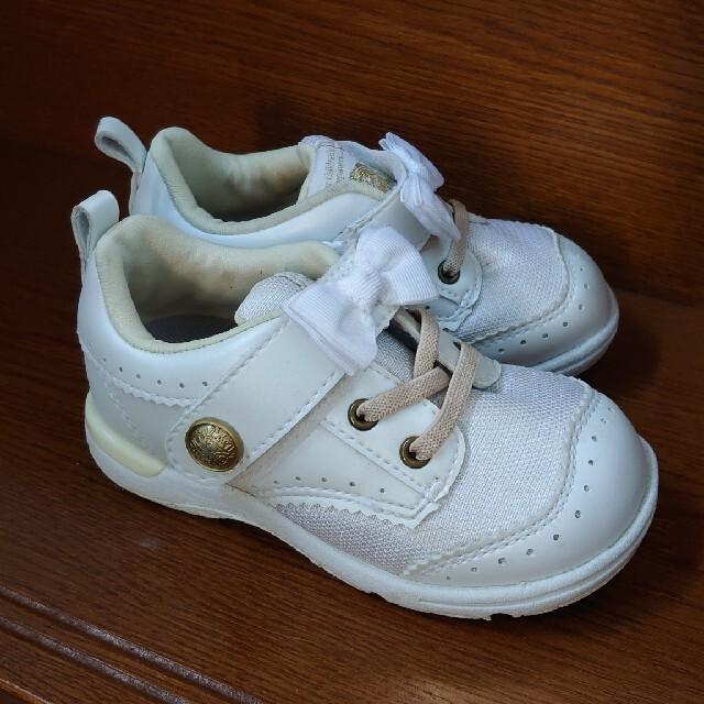MOONSTAR (ムーンスター)のムーンスター スニーカー 15.0 キッズ/ベビー/マタニティのキッズ靴/シューズ(15cm~)(スニーカー)の商品写真