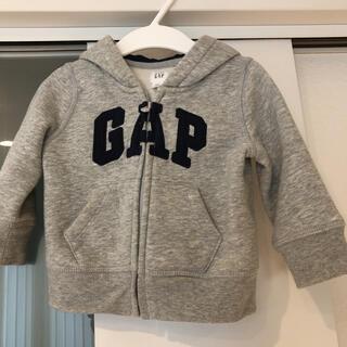 ギャップキッズ(GAP Kids)のGAP パーカー キッズ ベビー(トレーナー)