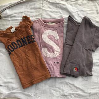 MARKEY'S - 80センチTシャツ 3枚1200円、1枚500円