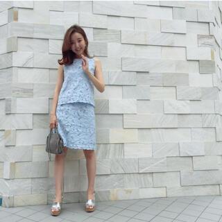 ダブルスタンダードクロージング(DOUBLE STANDARD CLOTHING)のダブルスタンダードクロージング(ひざ丈スカート)