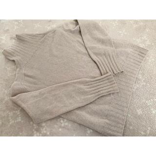 マーガレットハウエル(MARGARET HOWELL)のマーガレットハウエルのカシミヤセーター(ニット/セーター)