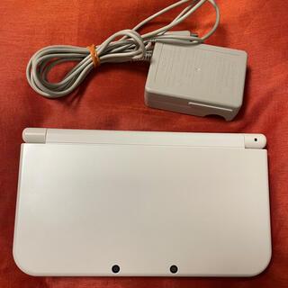 ニンテンドー3DS - Newニンテンドー3DS LL パールホワイト New3DSLL new3ds