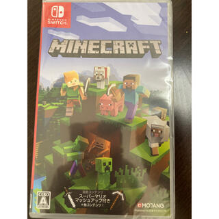 Nintendo Switch - Minecraft Nintendo Switch版 新品未開封