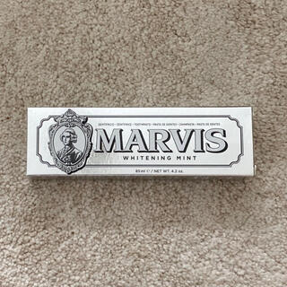 MARVIS - MARVIS whitening mint 85g