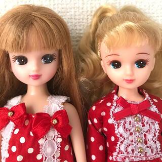 リカちゃん 人形 セット