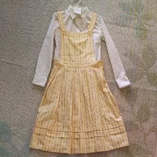 JaneMarple - ジェーンマープル サロペットスカート