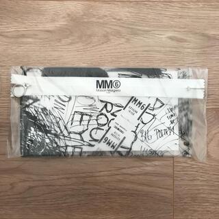 エムエムシックス(MM6)のMM6 クリアポーチ 新品未使用(ポーチ)