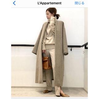 L'Appartement DEUXIEME CLASSE - L'Appartementアパルトモン購入SAMUJI ノーカラーコート
