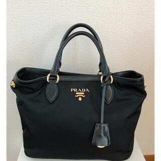 PRADA - 【新品同様】プラダ PRADA ナイロン 2way バッグ