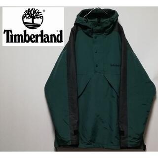 ティンバーランド(Timberland)の518 TIMBER LAND L アノラック 裏フリース マウンテンパーカー(マウンテンパーカー)