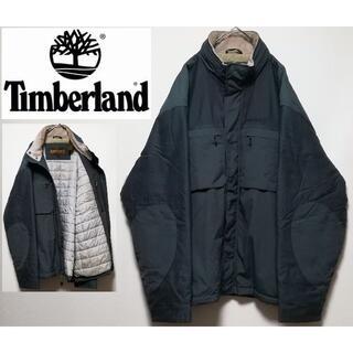 ティンバーランド(Timberland)の519 TIMBER LAND L 中綿 マウンテンパーカー ハンティング(マウンテンパーカー)