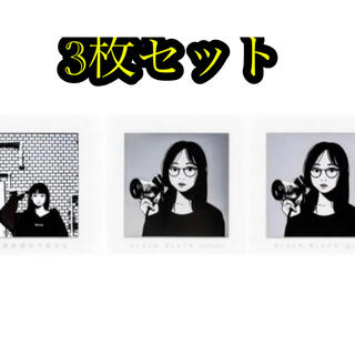 neofuk  Backside works.  新作ステッカー 3枚セット(しおり/ステッカー)