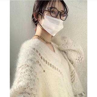 mame - mame kurogouchi 人気 完売 ニット 2020AW