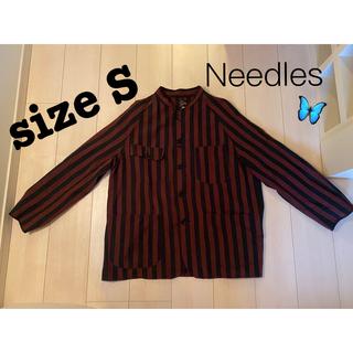 ニードルス(Needles)のneedles シャツ Sサイズ(シャツ)