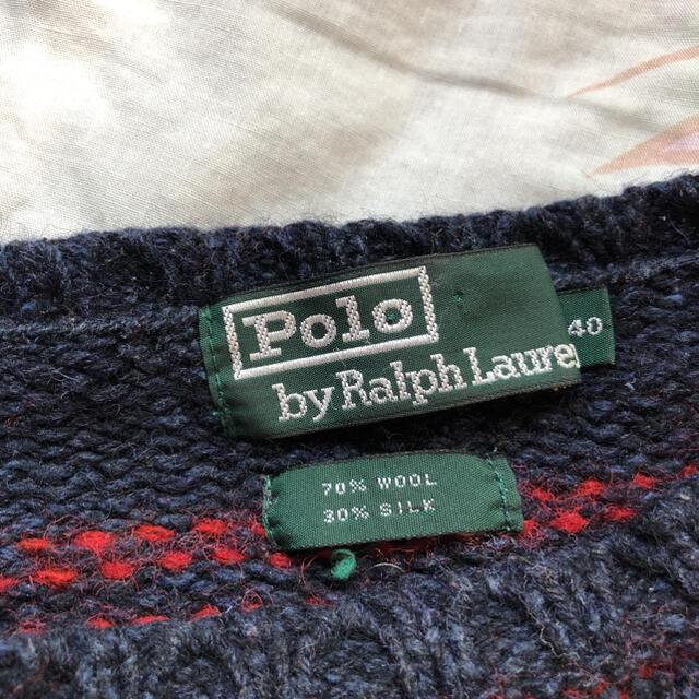 POLO RALPH LAUREN(ポロラルフローレン)のポロby ラルフローレン ニットセーター レディースのトップス(ニット/セーター)の商品写真