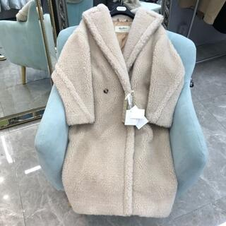 Max Mara - Max Mara teddy アイコン コート 完売色 Vanilla