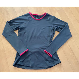 NIKE - ナイキ ドライフィットロンT 長袖シャツ ウォーキング ランニングシャツ