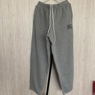 ステューシー(STUSSY)のNIKE × STUSSY Fleece Pants(ワークパンツ/カーゴパンツ)