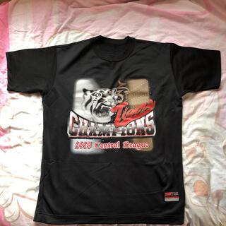 ハンシンタイガース(阪神タイガース)の阪神タイガース 優勝記念Tシャツ(記念品/関連グッズ)