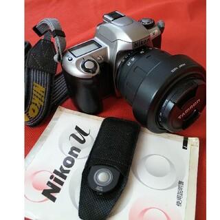 Nikon - Nikon μ 一眼レフフィルムカメラ&レンズ