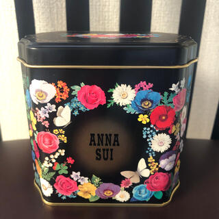 ANNA SUI - ANNA SUI   アナスイ ギフト缶 小物入