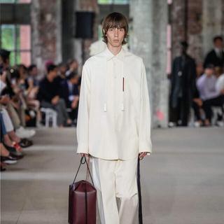 Jil Sander - Jil Sander White shirt jacket