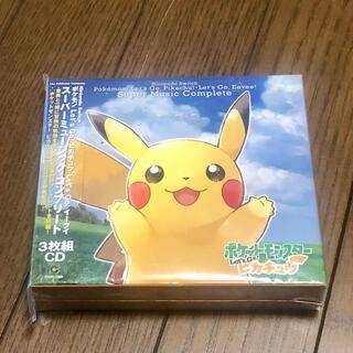 ポケモン(ポケモン)のNintendo Switch ポケモン Let's Go! ピカチュウ・Let(ゲーム音楽)