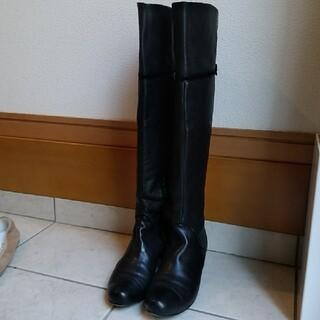 ケイト(KATE)のイタリア製本革ブーツ(ブーツ)
