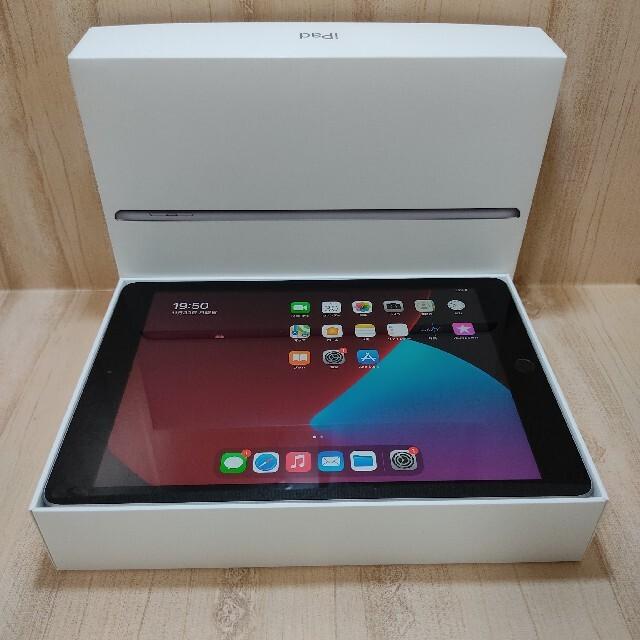 Apple(アップル)の(美品)Ipad  2018 第6世代 Wifi 128Gb 保証付き スマホ/家電/カメラのPC/タブレット(タブレット)の商品写真