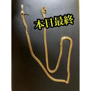 限定価格 美品 喜平 6面ダブル 18k ネックレス 30g 50cm