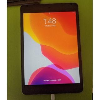 iPad - 【ジャンク】ipad  mini4 wifiモデル 128gb スペースグレー