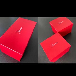 バカラ(Baccarat)のバカラBOX 3箱セット♡(ショップ袋)