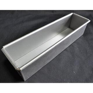 ※個数指定・同梱可!スリム&ロングパン焼型 6cm×6cm×25cm 5個セット(調理道具/製菓道具)