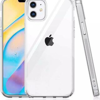 iPhone12ミニ 12 12pro 12Max 薄型ソフトクリアケースH3