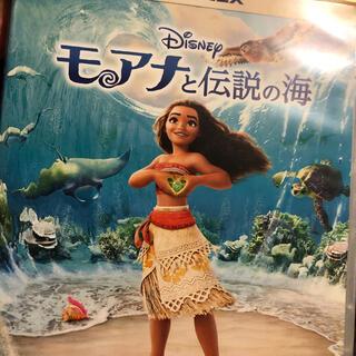モアナと伝説の海 MovieNEX Blu-ray(キッズ/ファミリー)