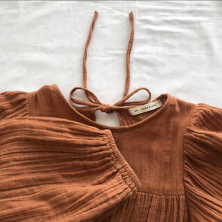 Caramel baby&child  - soor ploom clementine tunic 8-9Y