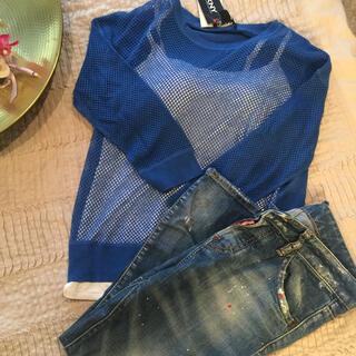 ダナキャランニューヨーク(DKNY)の新品未使用 タグ付き DKNY (ニット/セーター)